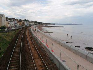 Dawlish Rail line