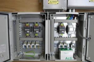 Level Crossing Lighting Control Unit