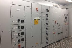 Principal Supply Points PSP Switchpanel