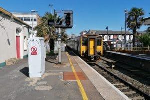 Paignton Train Station Signal