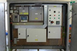 Points Heating Control Cubicles